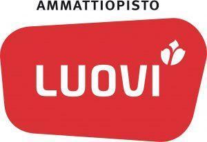 Ammattiopisto Luovin logo.