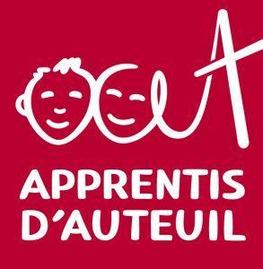 Apprentis Auteuilin logo.