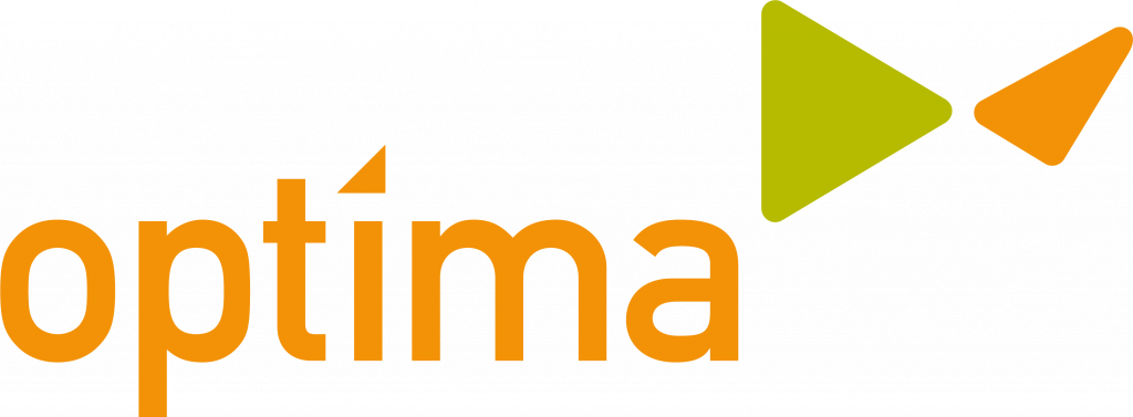 Optiman logo.