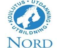 Stiftelsen Utbildning Nordkalotten -logo.