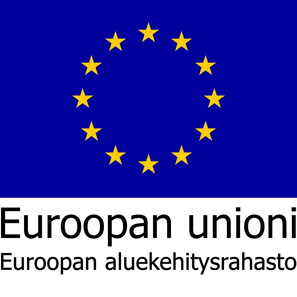 Euroopan unioni Euroopan aluekehitysrahasto.